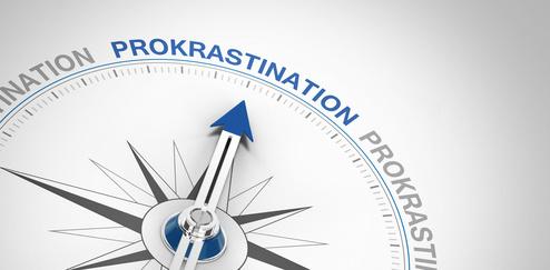 Stressor Prokrastination