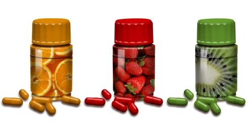 Besten Vitamine gegen Stress
