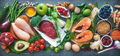 Lebensmittel gegen Stress