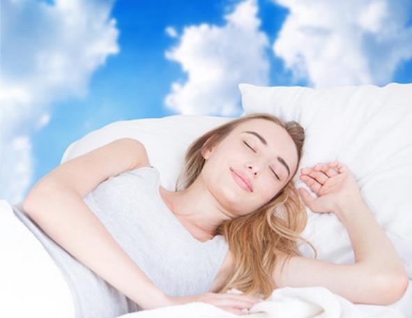 Entstressen vor dem Schlafengehen