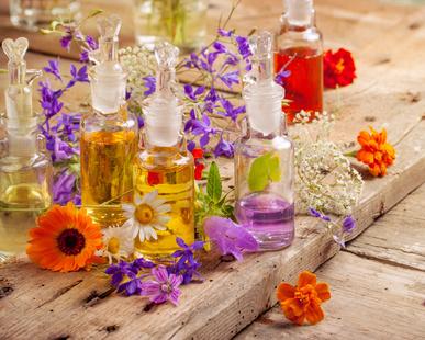 Ätherische Öle gegen Stress