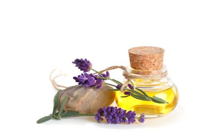 Lavendel Öl gegen Stress