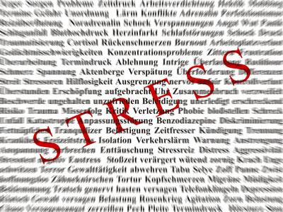 Stress-Auslöser