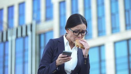 Stress durch Ernährung