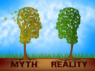 Mythos versus Realität