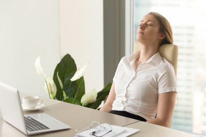 Power napping gegen Stress