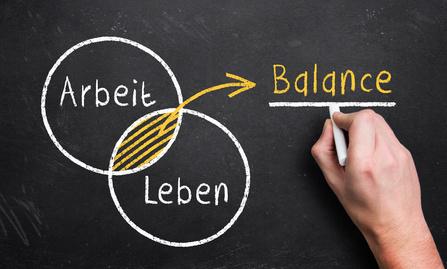 work-life-balance um stress zu entgegnen