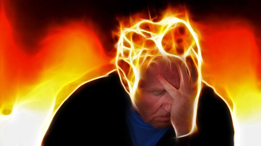 Auswirkungen Stress