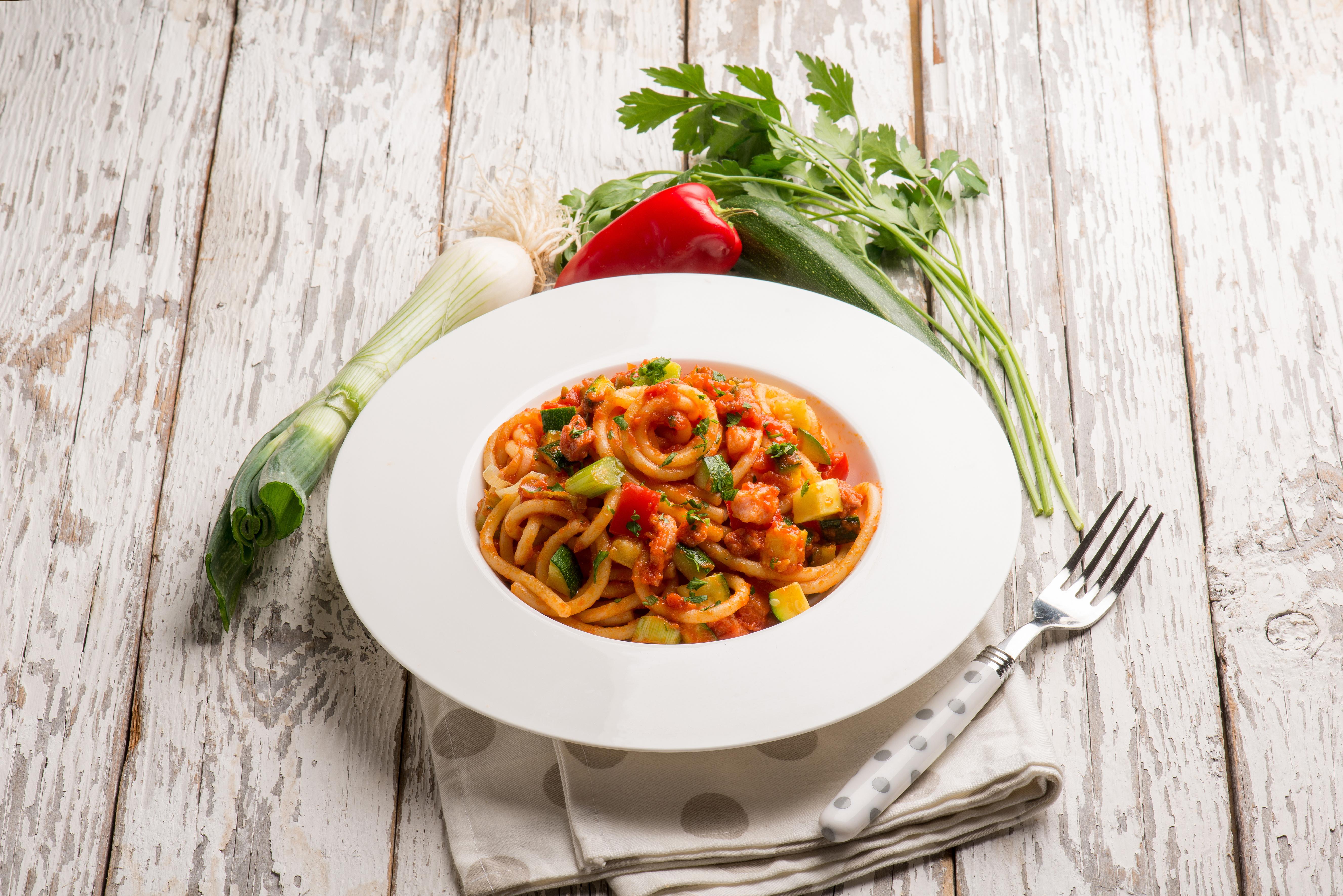 Gemüse Ragout gegen Stress