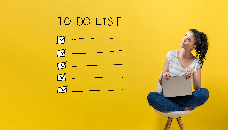 To-Do Liste gegen Stress