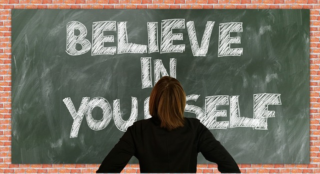 An sich selbst glauben