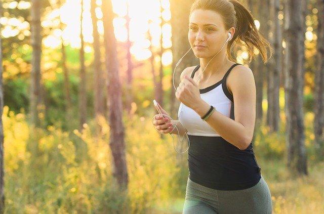 Stress abbauen mit Laufen