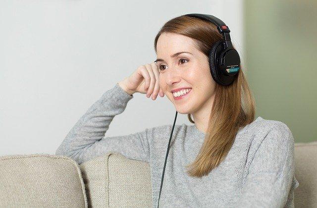 Musik hören zum Entspannen