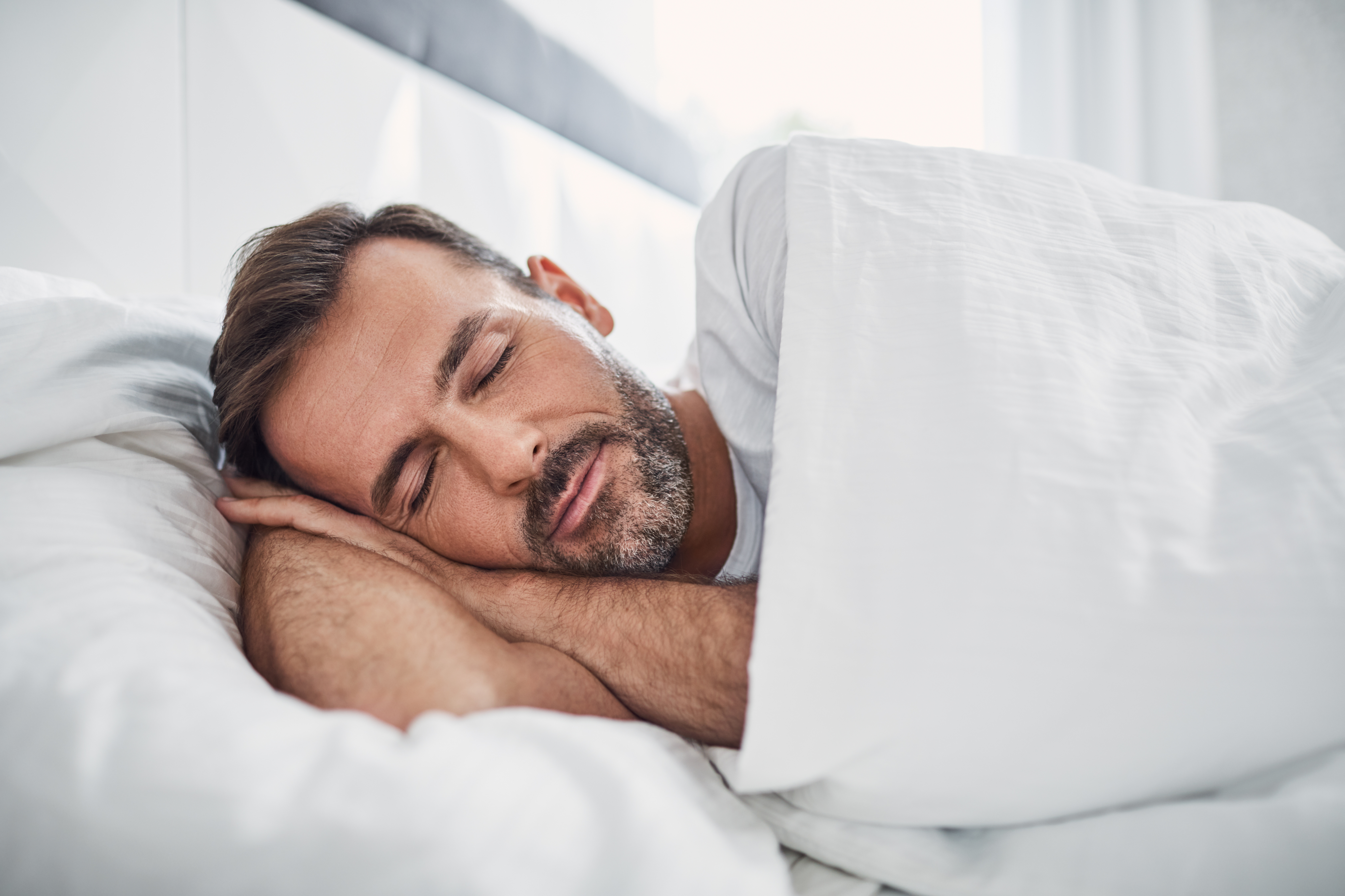 Zeitig schlafen gehen beugt Stress vor