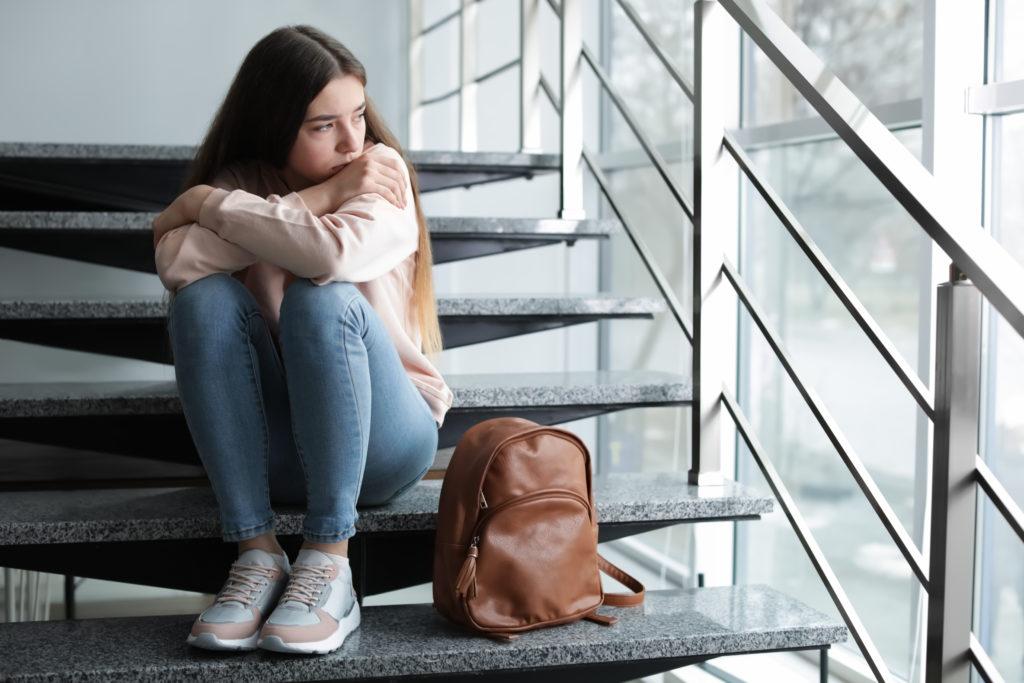 Introvertierte Schüler sind besonders anfällig für Schulstress
