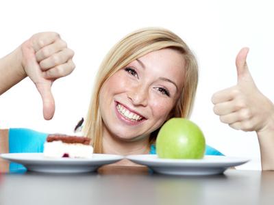 Gesunde Ernährung hilft gegen Stress