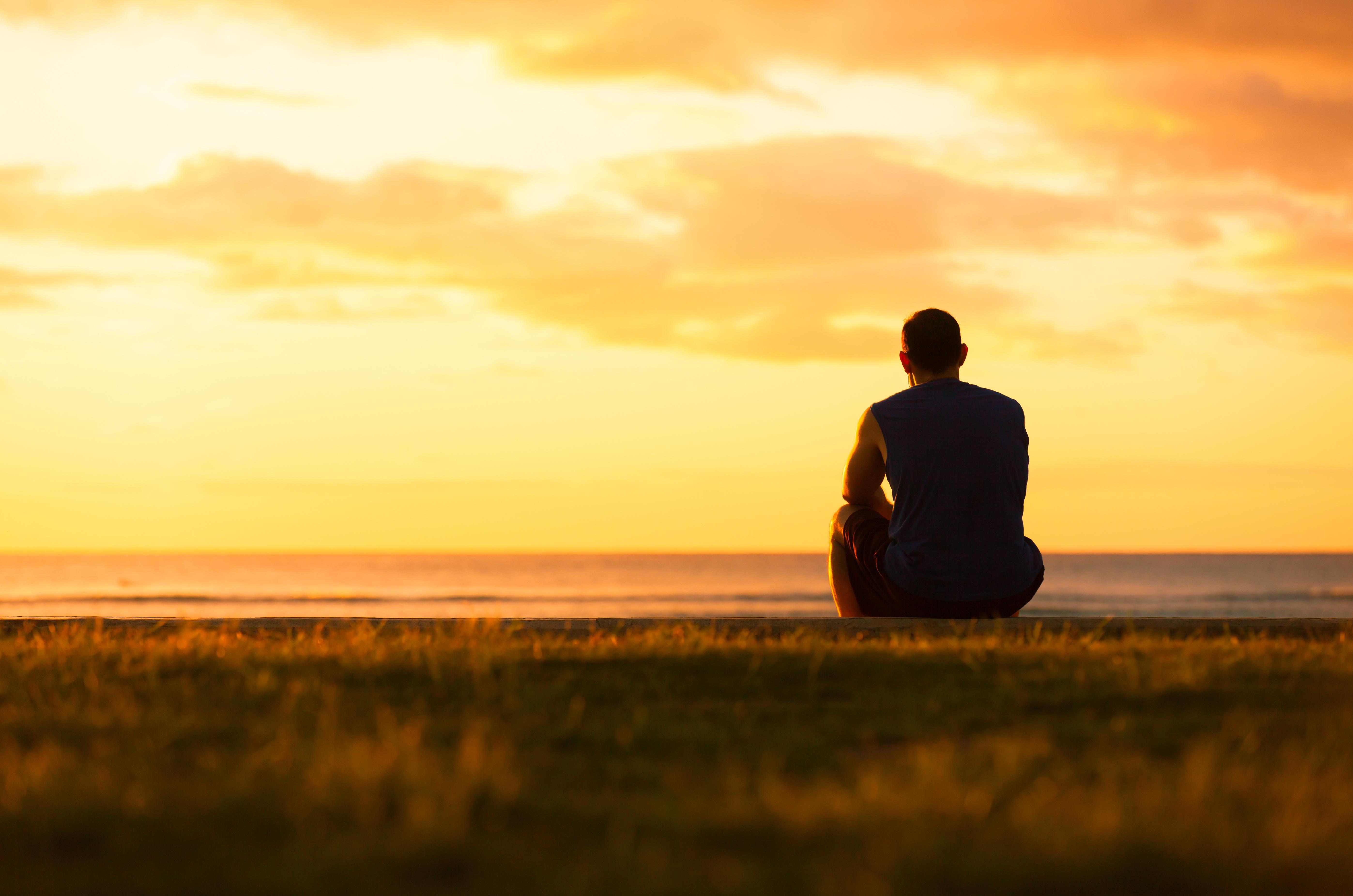 Mäßigung kann Stress vermeiden