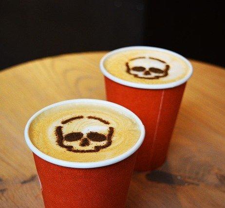 Kaffee erzeugt Stress