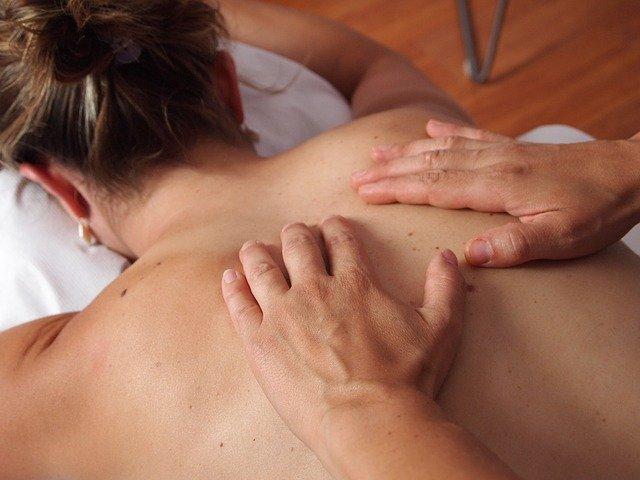 Massage hilft gegen Stress