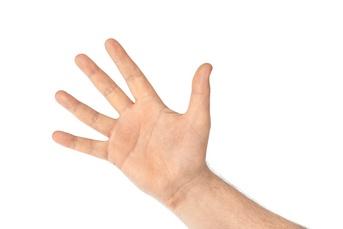 Finger deiner Hand