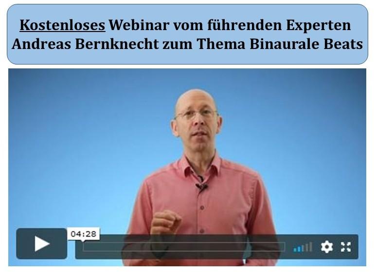 Andreas Bernknecht Binaurale Beats