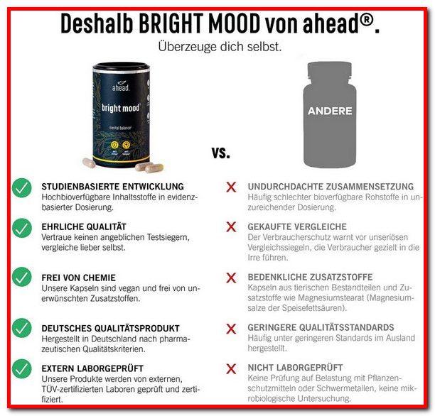 Deshalb Bright Mood von ahead