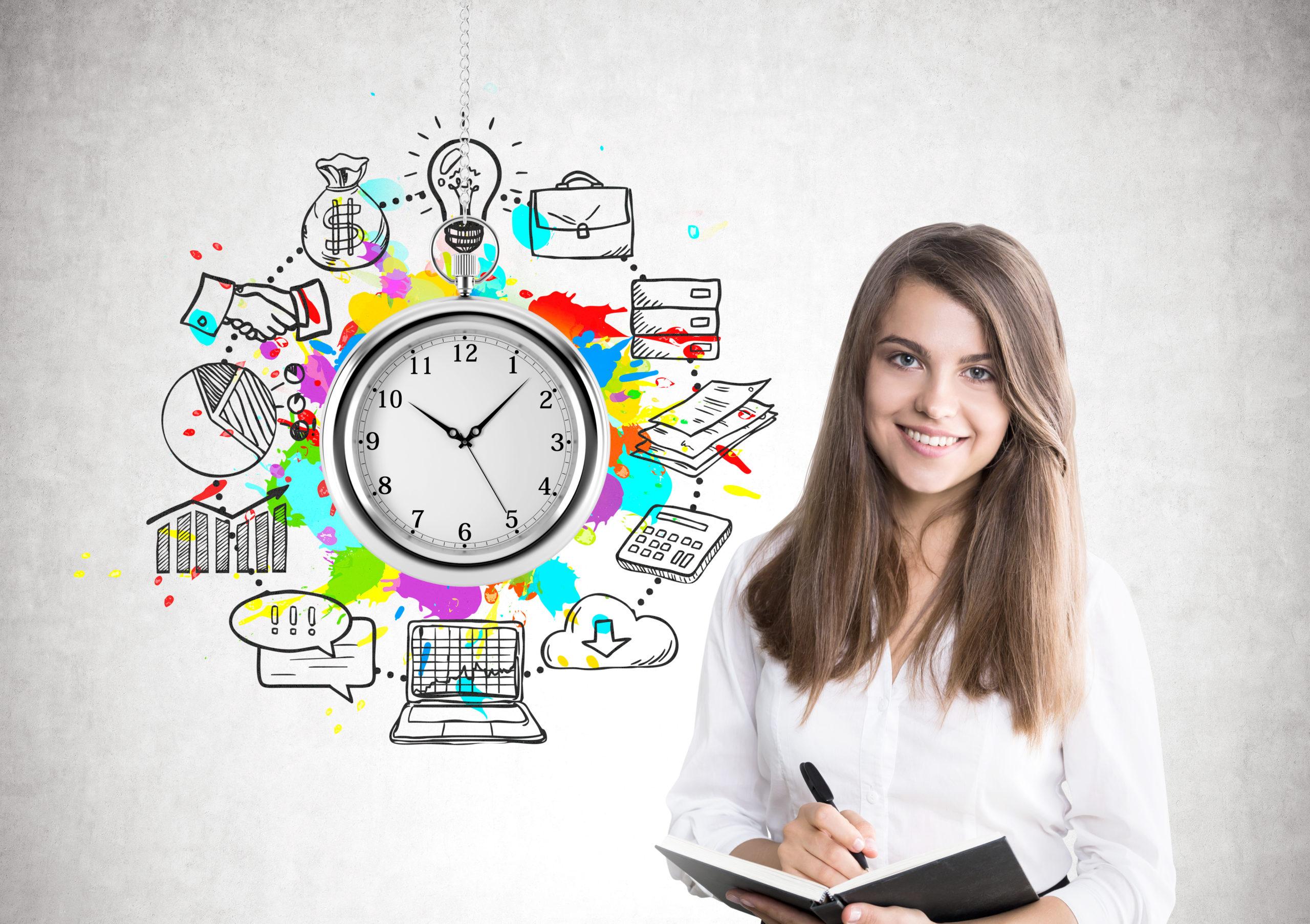 Gutes Zeitmanagement beugt Stress vor