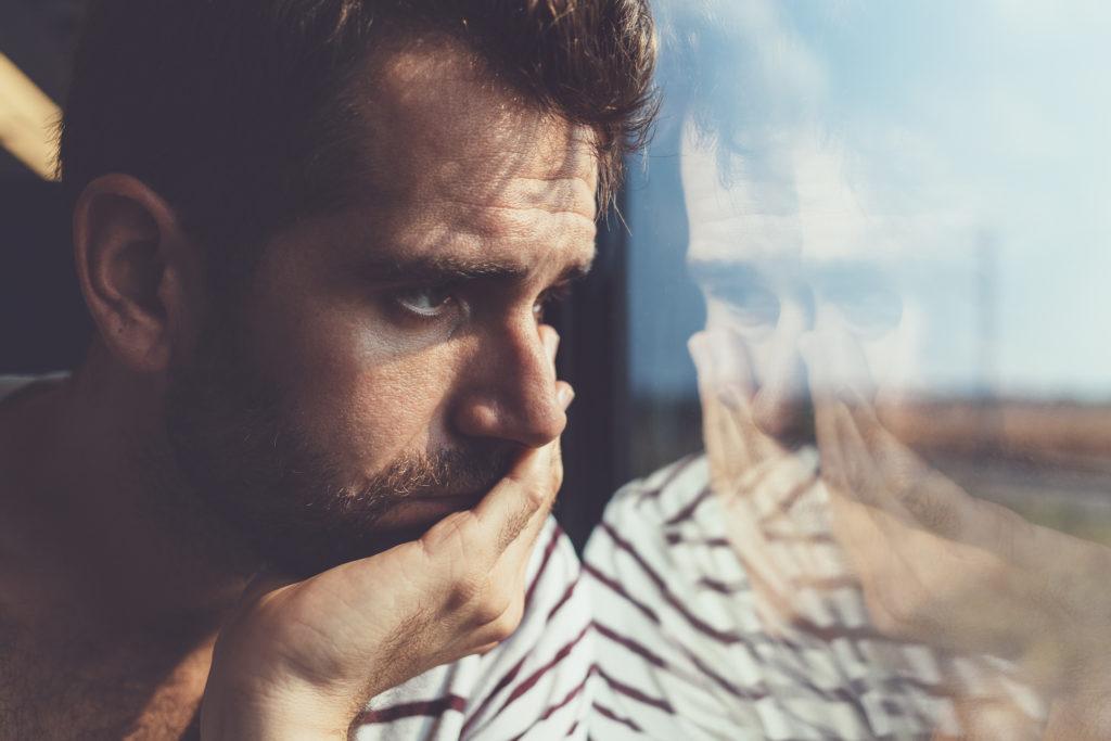 Verlust ist Stress nach Hobfoll